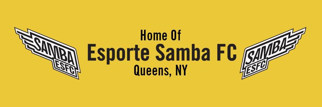 Samba website banner