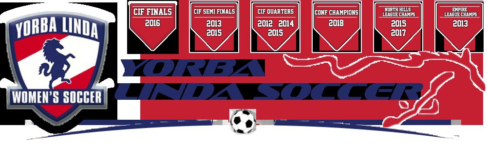 Soccer website banner