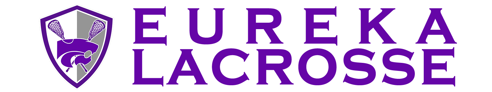 Website banner   transparent purple letters with shield