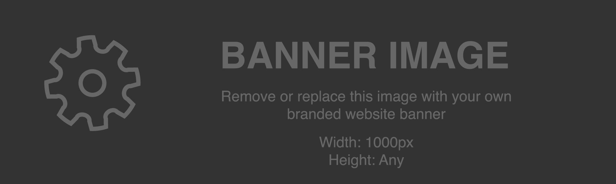 Diy banner