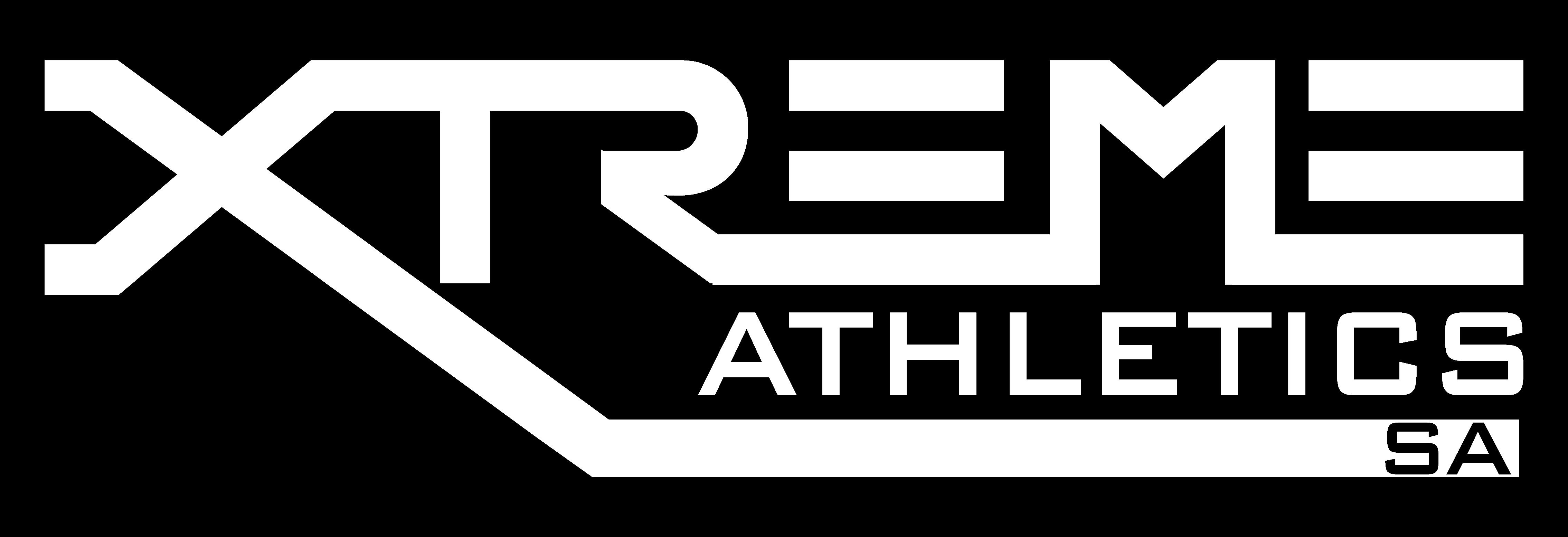 Xtreme athletics logo  black fill