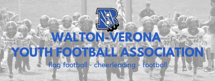 Walton verona youth football association  4