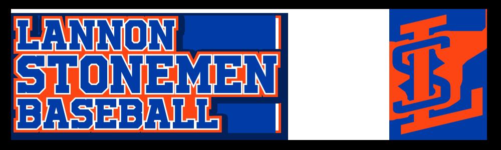 Lannon stonemen baseball banner new