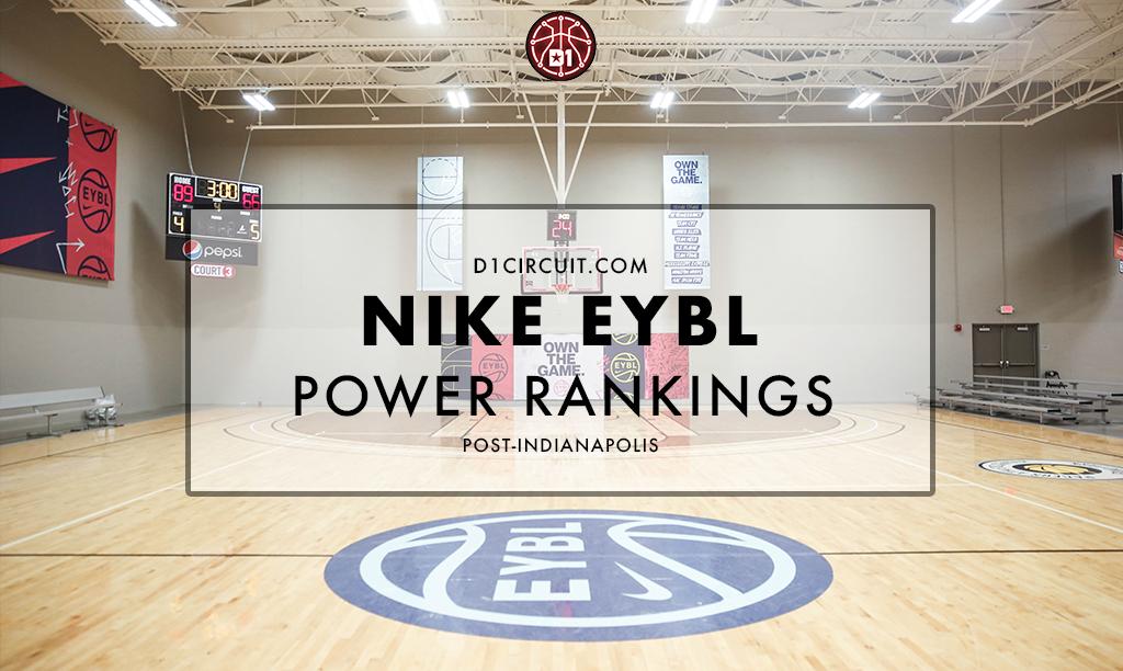 D1 Circuit Nike EYBL (Elite Youth Basketball League) Coverage