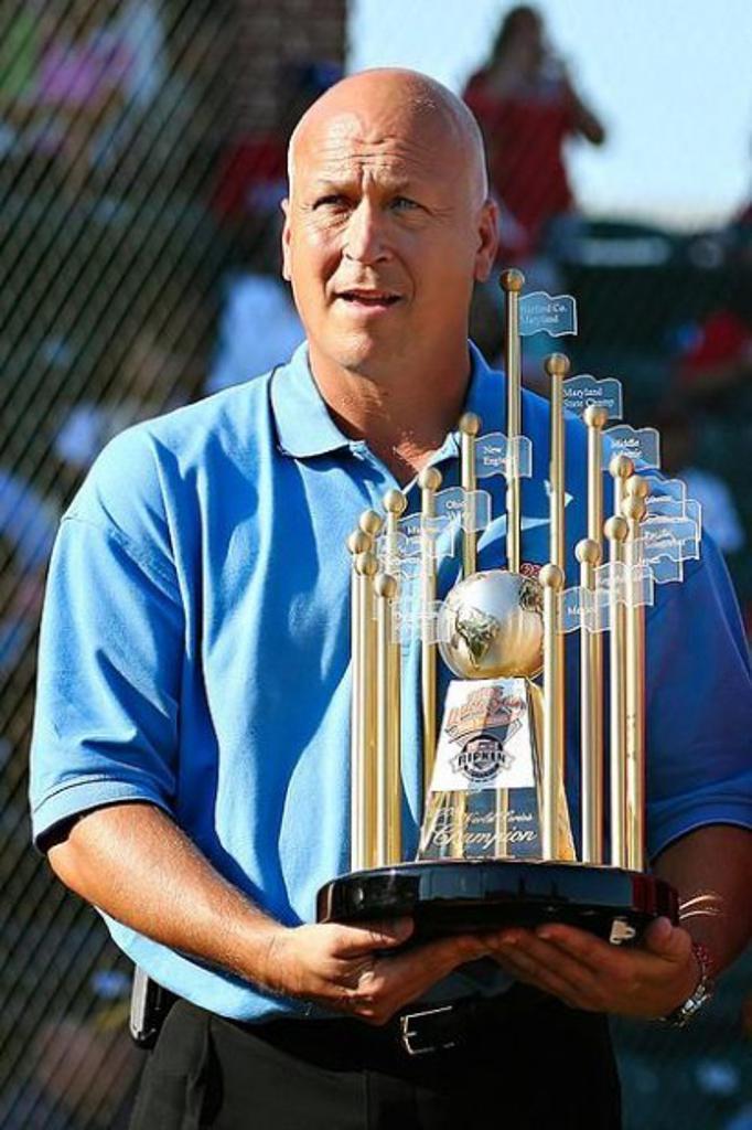 Visalia World Series Baseball