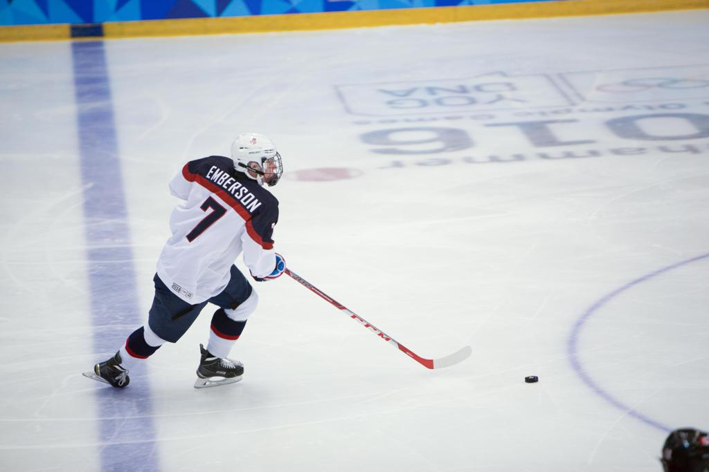 Ice Hockey At The 2020 Olympic Winter Games.2020 Youth Olympic Games