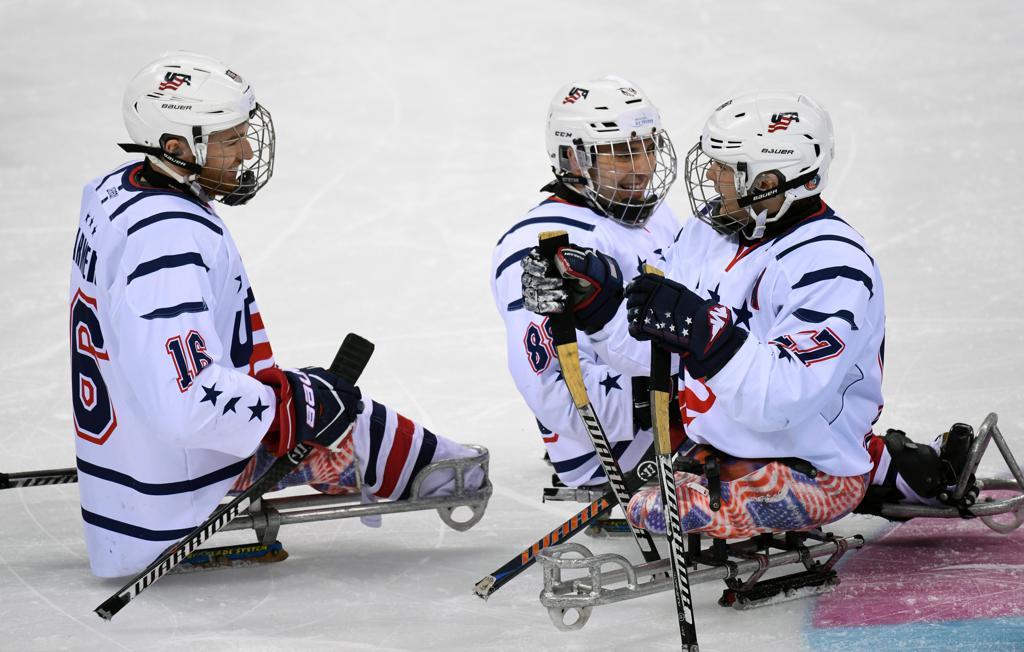 Eishockey International