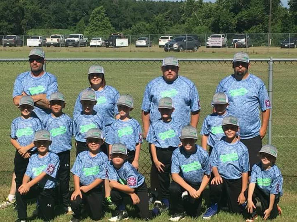 Fannin County Dixie League
