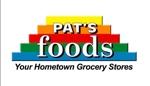Pats foods logo