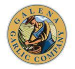 Galena garlic logo