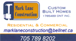 Marklaneconsstruction