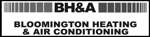 Bloomington heating   air conditioning logo