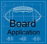 Board application blueprint