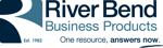 Riverbend logo color vector