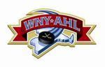 Wny ahl logo  gold background  small
