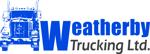 Weatherby_trucking