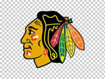 Chicago blackhawks logo 2