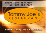 Sponsor logo   tommy joes