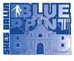 Shesballin blueprint logo