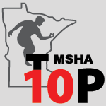 Msha top ten logo
