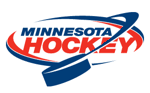 Minnesota hockey logo post