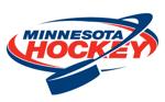 Minnesota hockey logo post