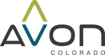 Avon logo 3colors