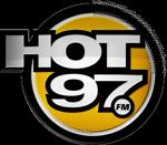 Hot 97 3d logo