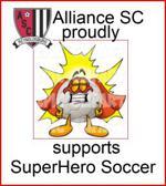 Superhero soccer 2