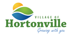 Village of hortonville footer