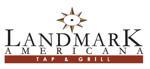 Landmark americana logo