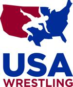 New usa wrestling logo v final