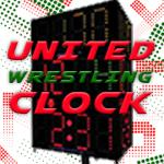 United wrestling clock facebook coverphoto