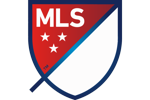 Major league soccer logo vector image