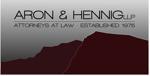 Aron   hennig new logo