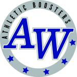 Aw athletic boosters logo color