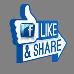 Facebook squared thumbsup