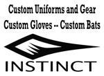 Instinct diamond logo
