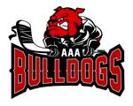 Logo new bulldog logo on white