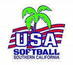 Usa so cal softball logo