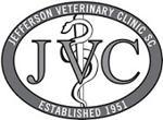 Jefferson vet logo