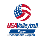 Usav chesapeake region small logo