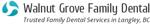 Walnut grove family dental