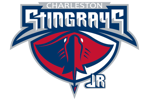 Charleston jr stingrays logo