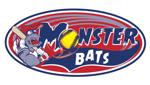 Monster bats logo