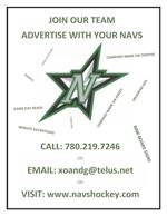 Advertise with the navs