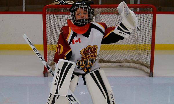 Associations Can Apply For Free Goalie Equipment