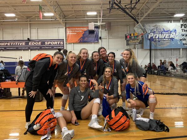 mizuno boston volleyball festival 2019 results and standings