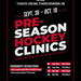 Pre-Season Hockey Clinics