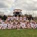 White Hawks girls lacrosse team